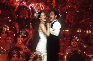 """""""Pasta och jag älskar filmen 'Moulin rouge', men det står också fullkomligt klart för oss att det i kärleksparet inte är Satine (Nicole Kidman) utan Christian (Ewan McGregor) som man vill vara"""", skriver Virve Ivarsson."""