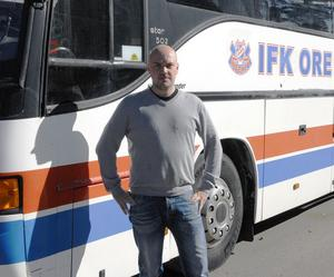 En hockeyprofil är tillbaka i IFK Ore som tränare. Efter att varit en säsong i Olofström vände Mattias Olsson tillbaka till Furudal, och IFK Ore som han tränat tidigare.
