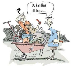 Illustration: Kjell-Nilsson-Mäki