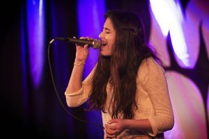 Star Ljus sjöng en sång om sin döende pappa.