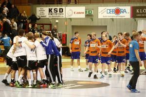 2015 föll Lif Lindesberg mot Skånela i Idrottshuset i Örebro. Foto: Daniel Patino Flor