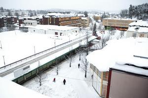 Skolfrågan har påverkat Kramforsbornas attityder till sin kommun.