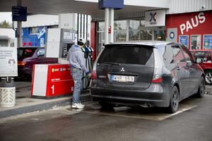 Sedan fem år tillbaka är det priskrig på bensin i Härnösand.