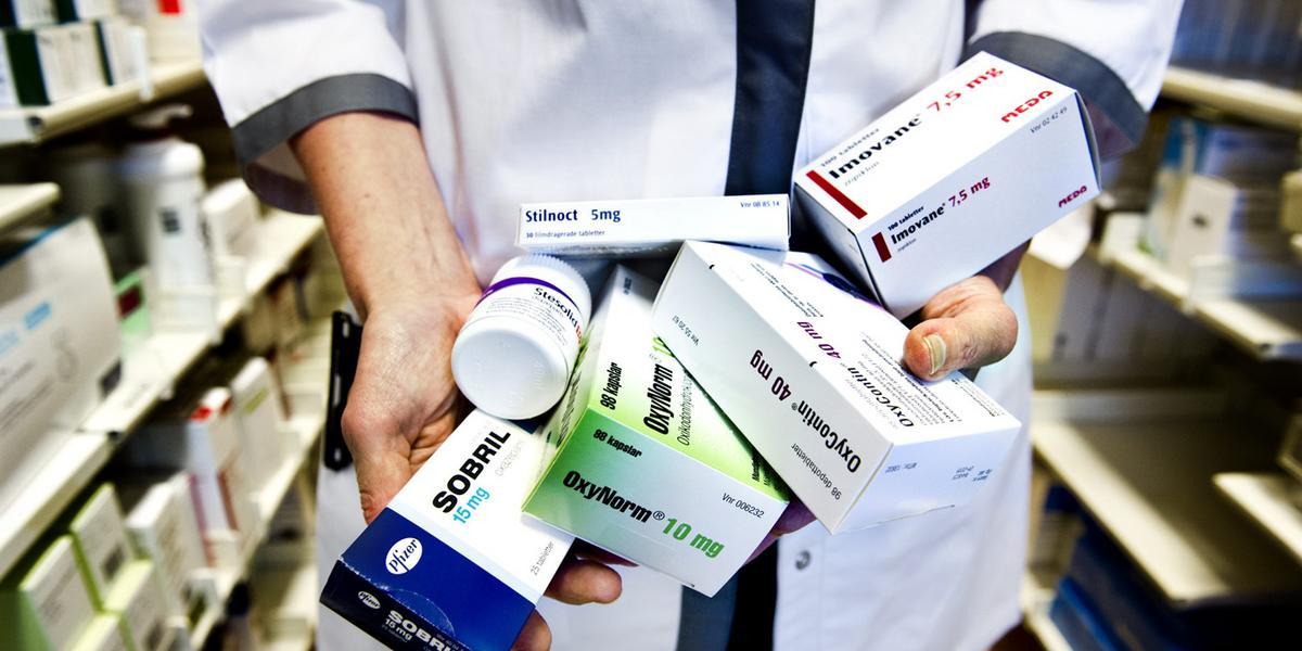 bensodiazepiner ångestdämpande medicin