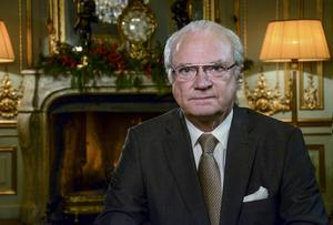 Kung Carl XVI Gustaf.