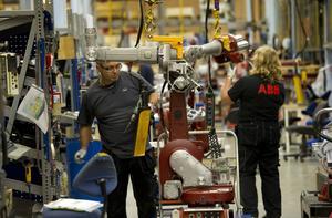 Även industriarbetarna har drabbats av utbrändhet, konstaterar Krister Lilja.