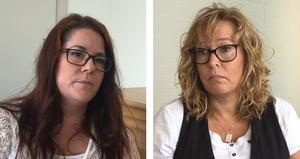 Anna Runesson och Mia Westergren är båda viktiga kuggar i hjulet i arbetet mot prostitution och sexhandel i Västerås.
