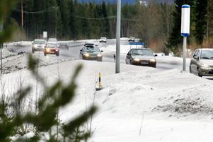 Flest fortkörare i Jämtland fångas av fartkamerorna på E 14, mellan Ås-Mörsil, där 1 330 fordon registrerades för fortkörning under 2009.