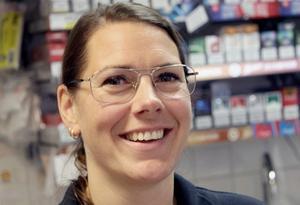 Anna Forsberg, 39, butiksbiträde, Fagersta:– Nej, inte i år. Fast man ser givetvis skulpturerna när man åker genom Ängelsberg.