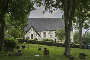 Häverö kyrka. Foto: Stig-Göran Nilsson