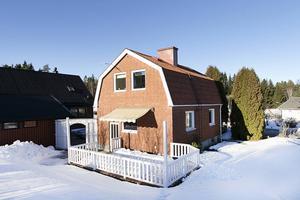 2. Svedjegatan 13, villa, Sundsvall, 20534 visningar.