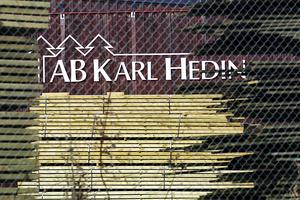 AB Karl Hedin – driver trävarubutiker i Mellansverige.