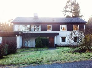 Villan på Idrottsgatan är det dyraste huset bland veckans försäljningar.