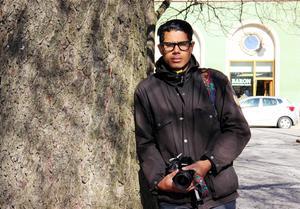 Fotografen Christoffer Hjalmarsson från Gävle har nominerats till ännu ett fint pris.