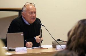 Sten-Ove Danielsson lämnar jobbet som kommunstyrelsens ordförande efter 20 år.
