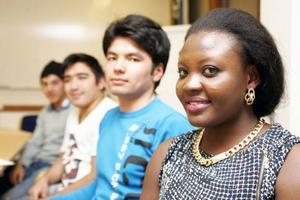 Den 18 november i Stockholm kommer 18-åriga Irene Nouah från Odensala att prata om FN:s barnkonvention med Sveriges barnminister och en ledande representant för FN:s barnrättskommitté. Ytterligare tre ungdomar finns med på träffen.