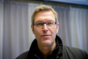 Landstingsrådet Erik Lövgren (S).