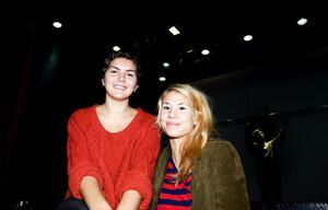 Isabelle Kågström och Cecilia Bos sätter tillsammans med Jade Hagfeldt till våren upp den egenskrivna musikalen som ännu inte fått något namn.