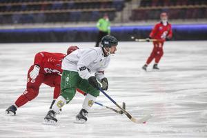 Hammarby ställs mot Neftyanik i kvartsfinalen som spelas vid midnatt.