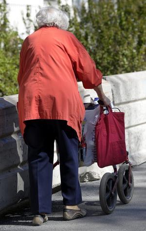 Högre beskattad. Fred Landfors hävdar att jobbskatteavdraget diskriminerar pensionärer.