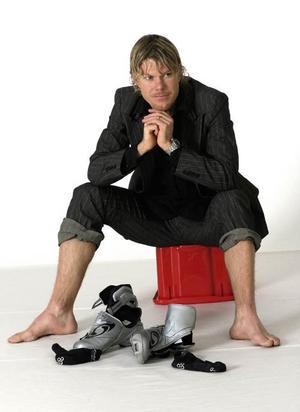 Mathias Fredriksson kan få fotboja istället för att tillbringa 16 dagar i fängelse. Foto: Jan Luthman