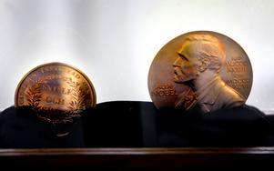Selma Lagerlöf fick Nobelpriset i litteratur 1909. Men guldmedaljen på museet är inte äkta. Originalet finns hos Fryksdalens sparbank.