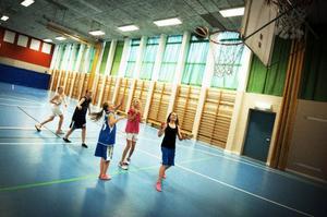 Höstlovsbasket spelas i Östersunds sporthall.