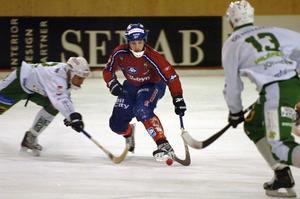 Edsbyns Hans Andersson är riktigt laddad inför derbyt mot Broberg på Hällåsen.
