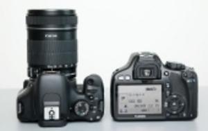 Canon Eos 550D är en �baby-7D�