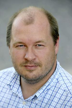 Niklas Carlsson, Svenska skidförbundets förbundsdirektör.
