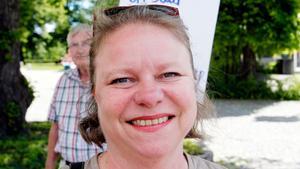 800 000 kronor. Denise Nordström, landstingsstyrelsens ordförande är en av de högst betalda socialdemokraterna i länet.