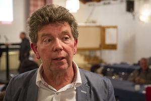 Kenth Nilsson, projektansvarig Trafikverket.