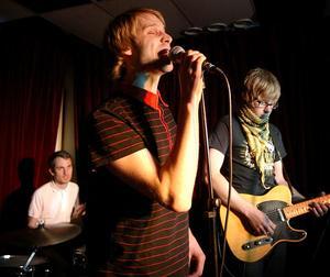 Fare you well bjöd under lördagens Saffah-festival i Ludvika på skön emo-pop.