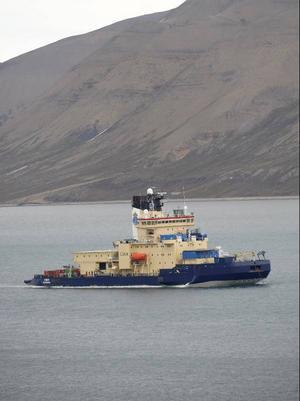 Oden var på forskningsuppdrag i Antarktis redan i fjol. Nu är isbrytaren på väg dit igen, fast de svenska haven och farlederna isar igen.
