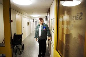 Vårdläraren Ingbritt Bengtsson hoppas på att fler äldreboenden kommer vilja ta emot elever.