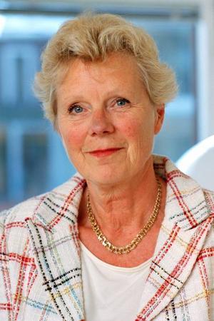 Marja Lång, informationschef på Riksgälden.