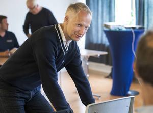 Kjell-Arne Sköldh slutar som ordförande.