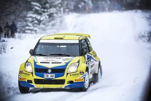 Gotlänningen Johan Holmberg körde bra i trimmat 2WD vilket gav en total 24:e plats.