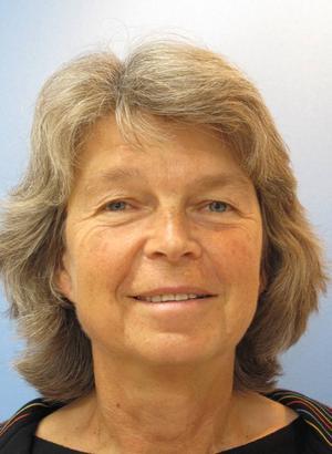 Veterinär Helene Wahlström.
