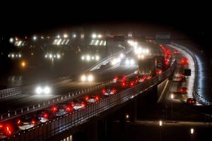 Broavgifterna infördes den 1 februari – nu har de första siffrorna kommit.