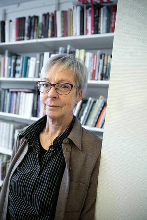 Marianna Omne Pontén. Ordförande Rädda Barnen.