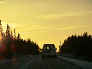 I de glesaste delarna av norra Strömsund blir det kärvt med såväl post som godstransporter framöver.