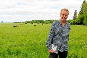 Tomas Eriksson kommer tillbaka till rötterna.Arkivfoto: Magnus Börjesson