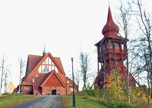 Kiruna kyrka och dess klocktorn ska räddas, den ska flyttas - men man vet ännu inte hur det ska göras. Kyrkan öppnade 1912 och är ritad av arkitekten Gustaf Wickman.