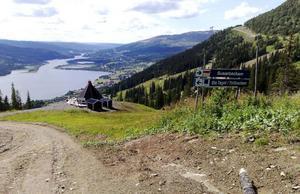 Sommarsäsongen har varit bra i Åre där vandrings- och cykellederna på Åreskutan lockar allt fler.  Foto: Elisabet Rydell-Janson