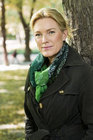 Kristina Sparreljung, generalsekreterare, Hjärt-Lungfonden.