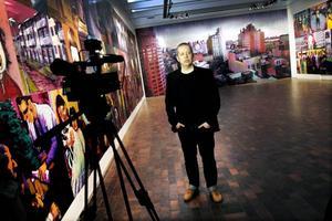 Rolfcarlwerner dominerade konståret med sin stora utställning på Länsmuseet.