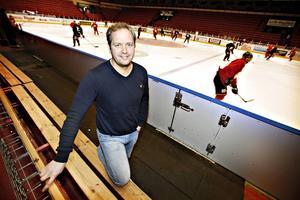 Micke Sundlöv är numera sportchef hos SHL-nykomlingarna Karlskrona.