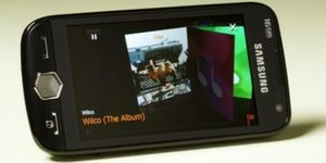 Samsung  Omnia II: Välgömt Windows