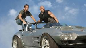 """Tillbaka. Paul Walker och Vin Diesel spelar åter radarparet O'Connell och Toretto i den femte delen i """"Fast and furious""""-serien."""